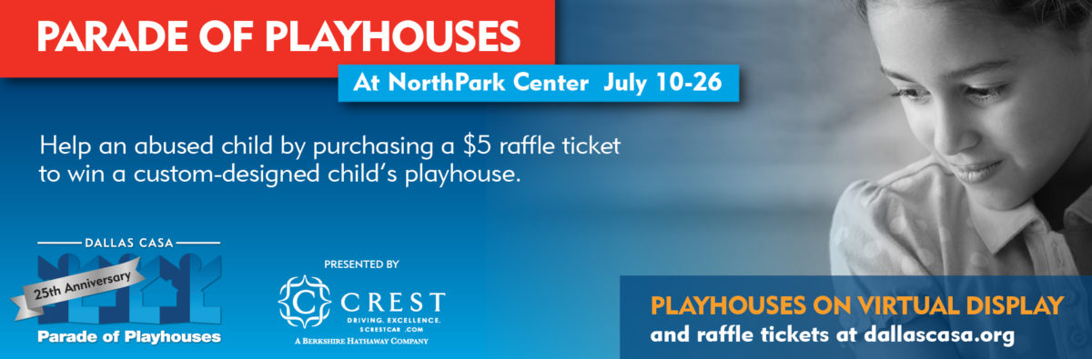 This is an image of the Parade of Playhouses 2020 web banner
