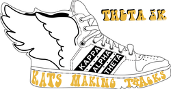 This is the logo for the SMU Theta 5K