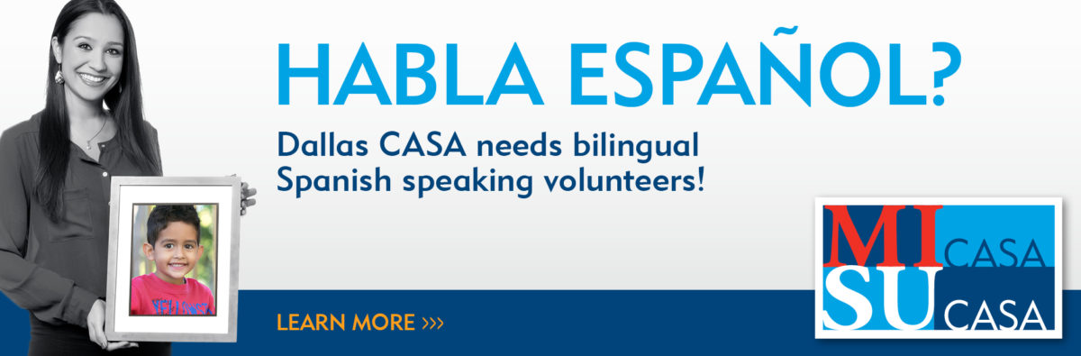 This is an image of the MiCASA SuCASA web banner